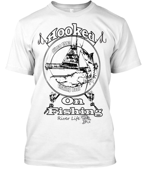 Exclusive Lucky T-shirt for Fishers. | Teespring