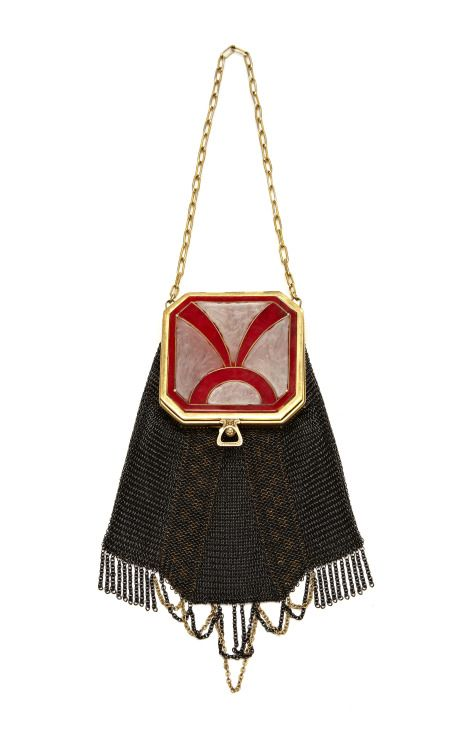 1920s Mesh Bag via Moda Operandi