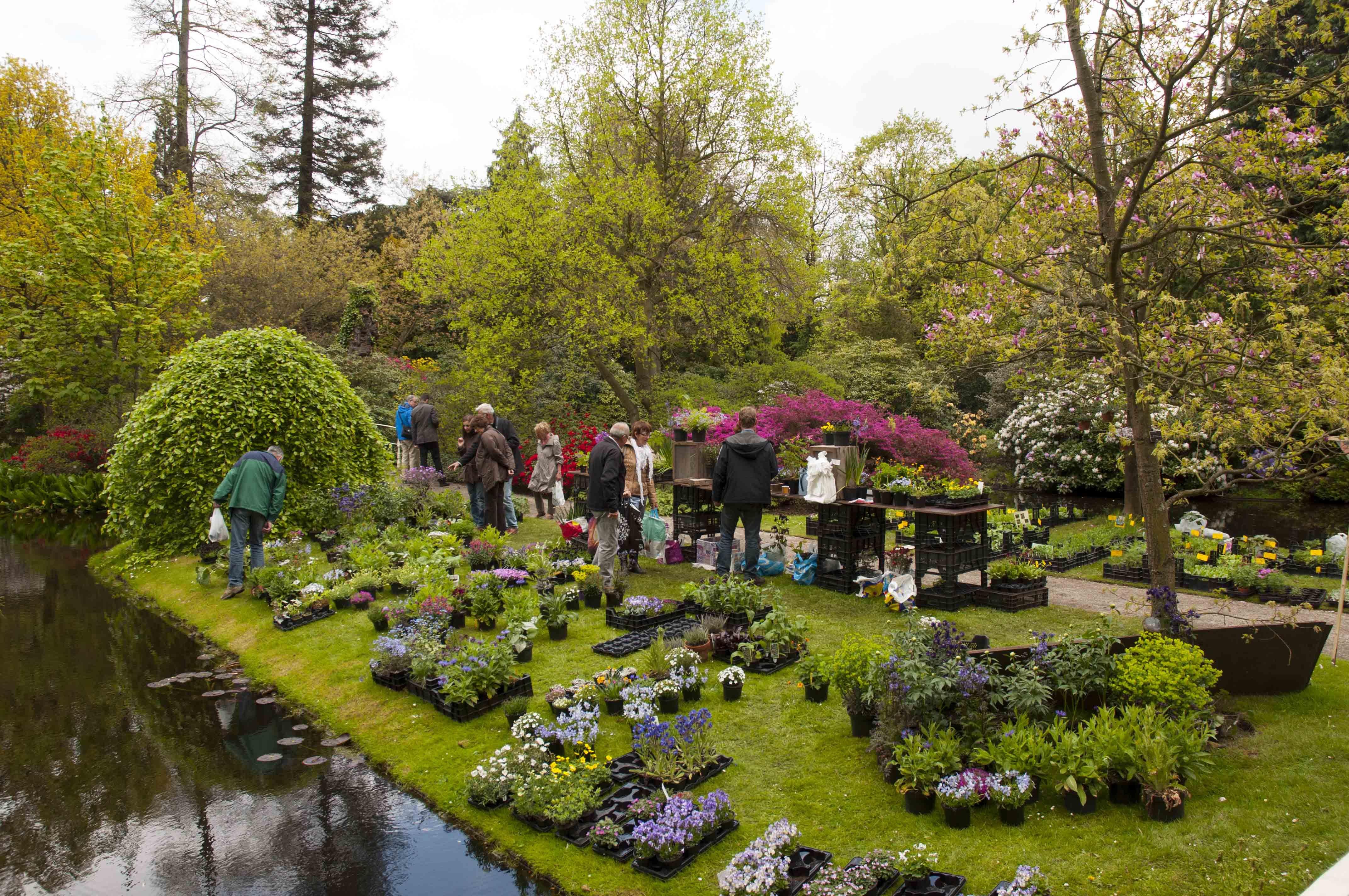 Trompenburg tuinen arboretum kralingen crooswijk for De tuinen rotterdam