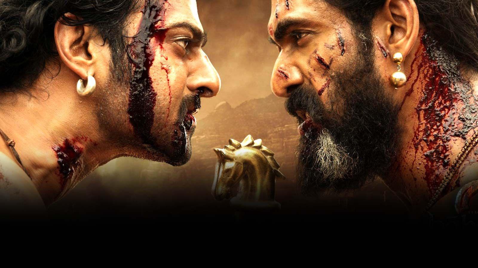 Descargar Baahubali 2 La Conclusion Gratis En 1 Link Por Mega Disfruta De Peliculas Con Excelente Calidad Sin Bahubali 2 Full Movie Prabhas Actor Bahubali 2
