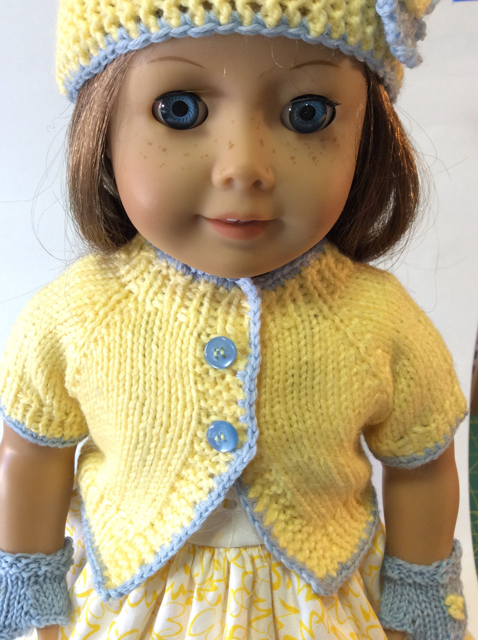 538897f4e4 Excited to share the latest addition to my  etsy shop  AG doll hand knitted  sweater