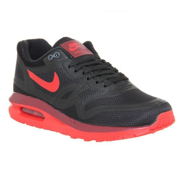 Nike NIKE Air Max sneakers AIR MAX LUNAR 1 JCRD Air Max luna 1 jacquard 654,467 600 men's black red