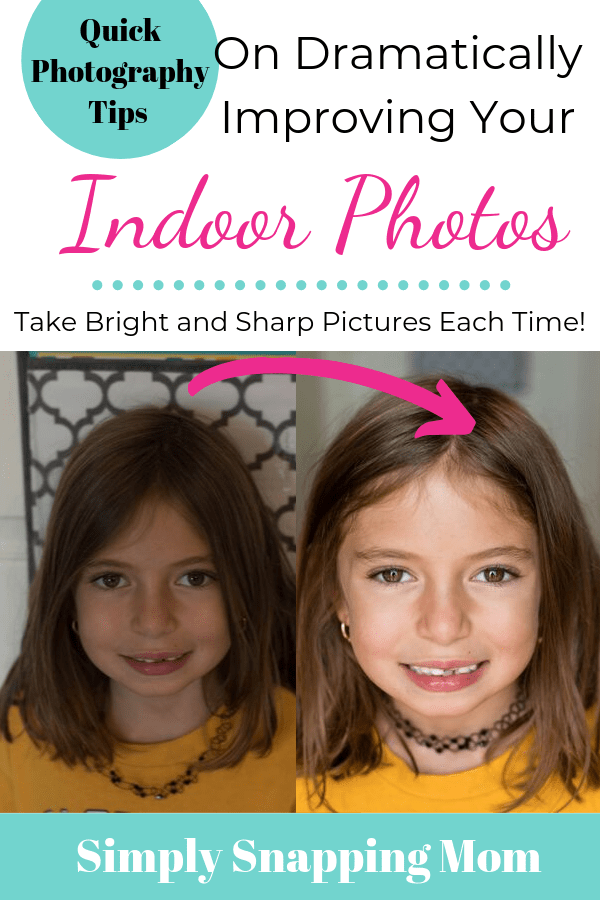 Quick Tips For Sharp Indoor Pictures Indoor Photography Photography Tips Tips