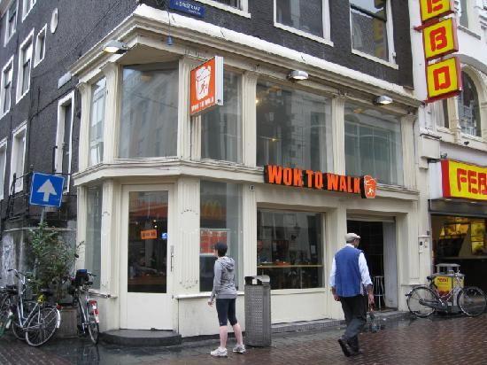 Wok To Walk Eurotrip Trip Advisor Amsterdam