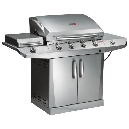 Char Broil Tru Infrared Performance 40 000 Btu 4 Burner Propane Bbq Gas Grill Gas Barbecue Grill Char Broil