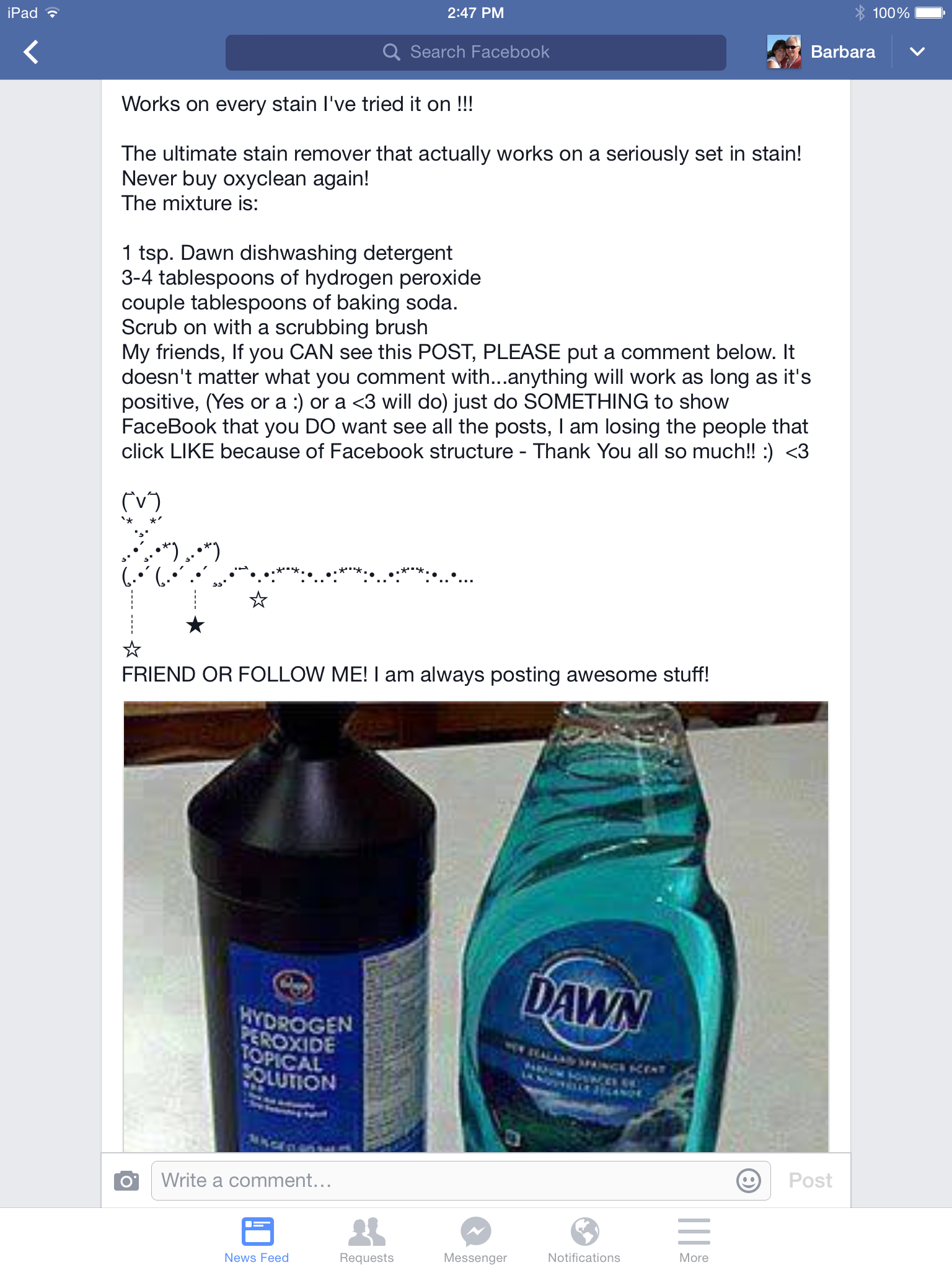 Diy Rust Stain Remover
