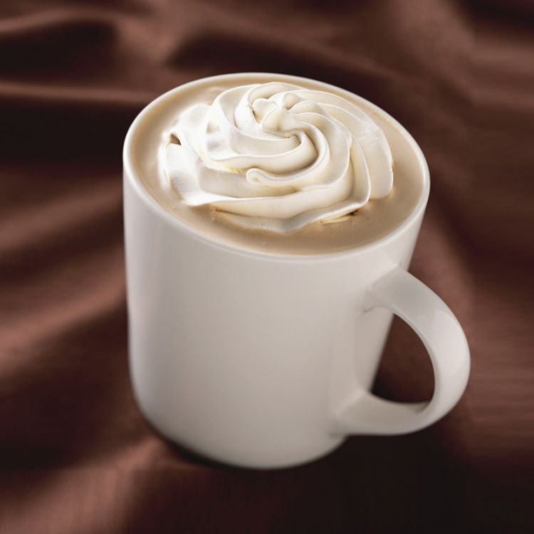 Learn how to make this white chocolate mocha with your