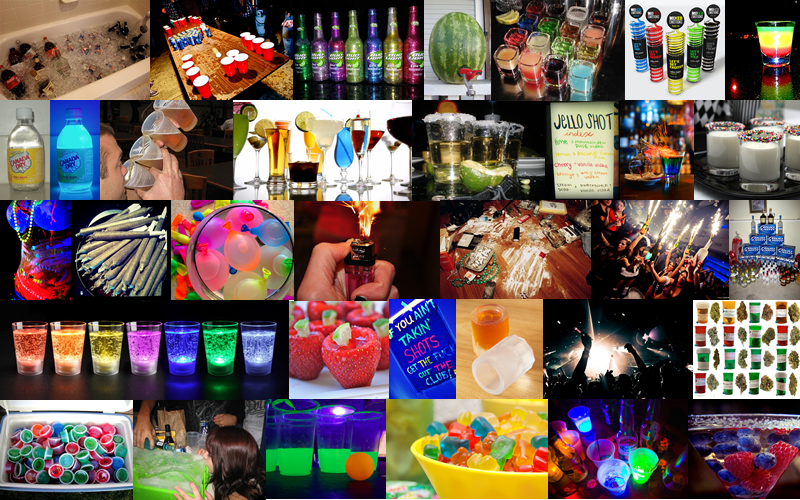 College Party Themes 108