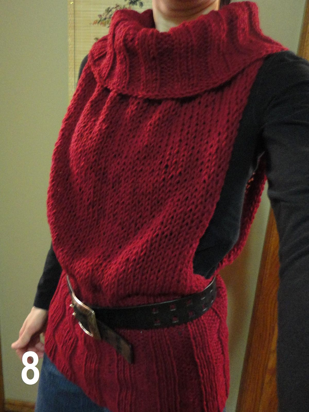 Ravelry: convertible (halter, tunic, cowl, scarf) by Suzanne Resaul ...