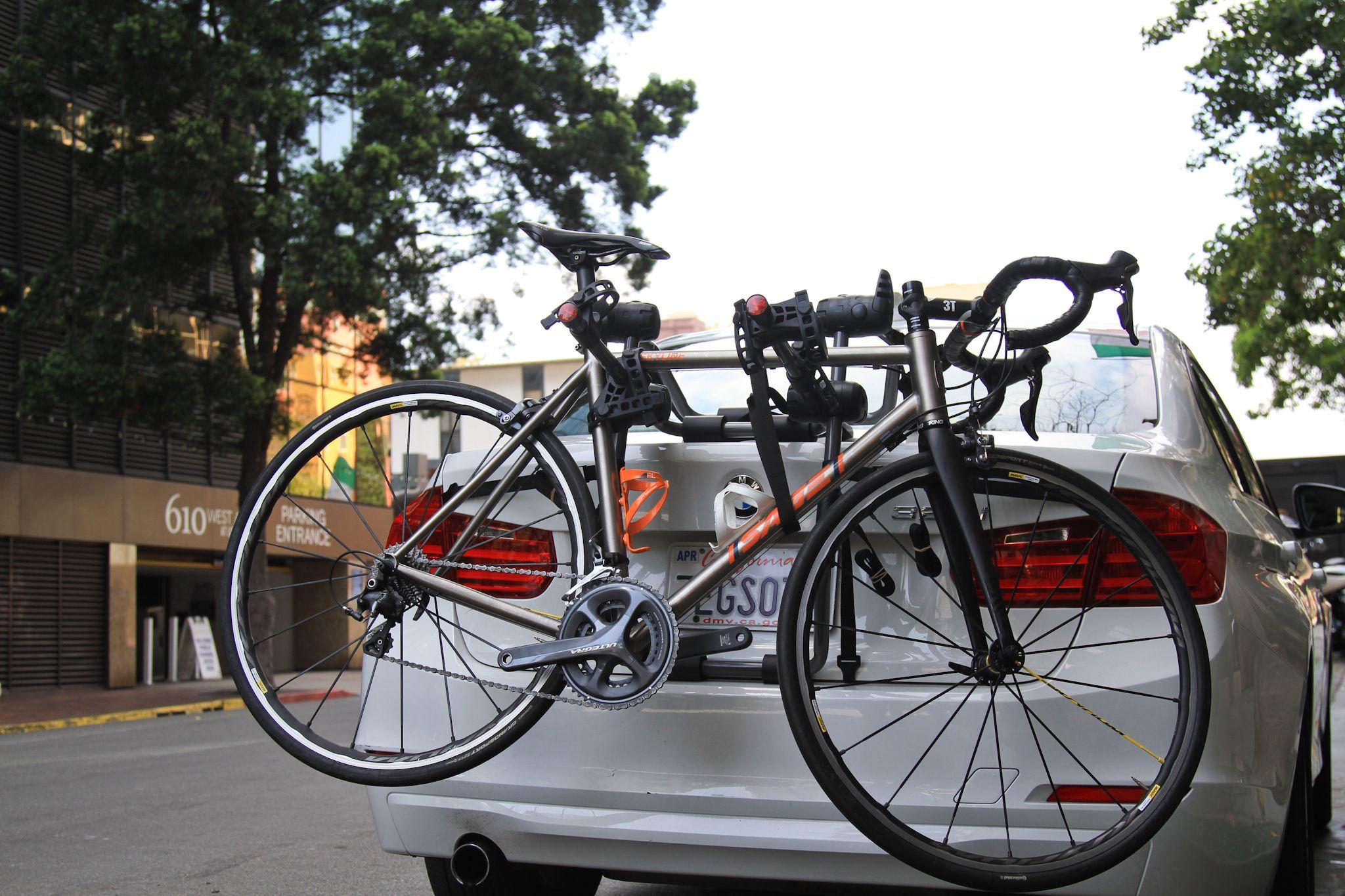 Expedition F6 Trunk Bike Rack Trunk Bike Rack Hitch Bike Rack