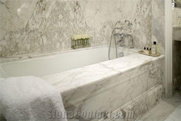Calacatta Vagli Oro Marble Bathroom Calacatta Vagli Bath