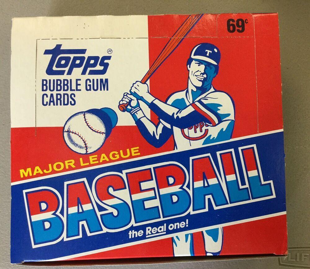 1988 Fleer Baseball 24ct Cello Box