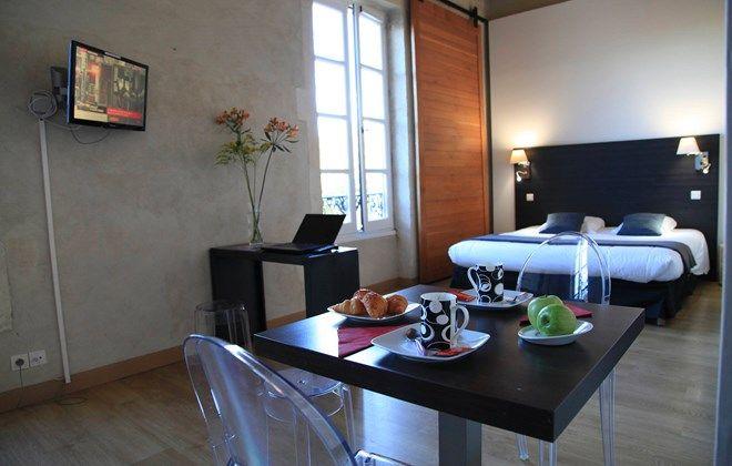 Appart Hotel Odalys Le Cheval Blanc Volets Interieurs Appartement Logement