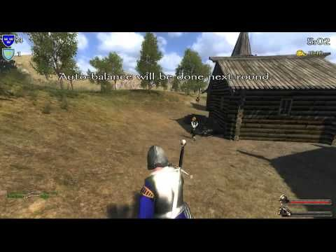Mount & Blade: With Fire And Sword - Multiplayer Madness! - Best sound on Amazon: http://www.amazon.com/dp/B015MQEF2K -  http://gaming.tronnixx.com/uncategorized/mount-blade-with-fire-and-sword-multiplayer-madness/