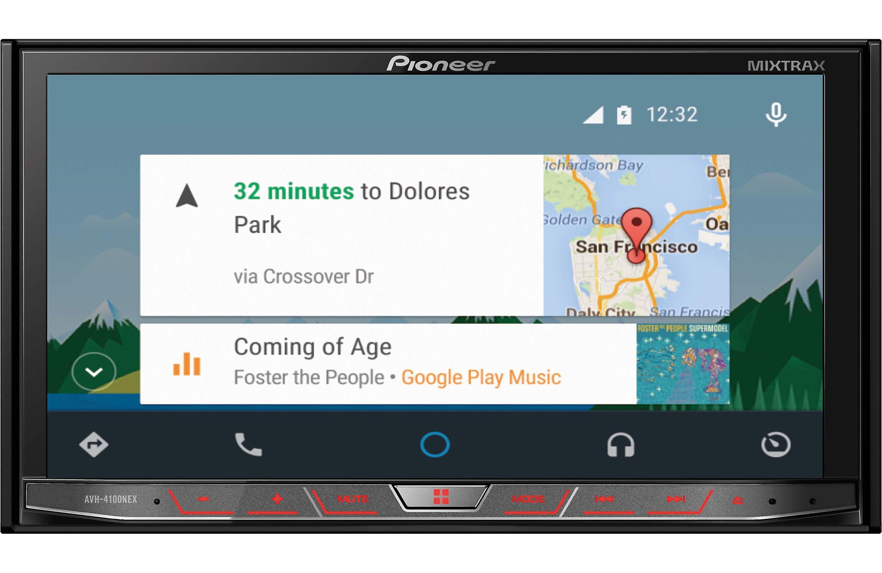 Crutchfield: Which Pioneer receivers work with Android Auto