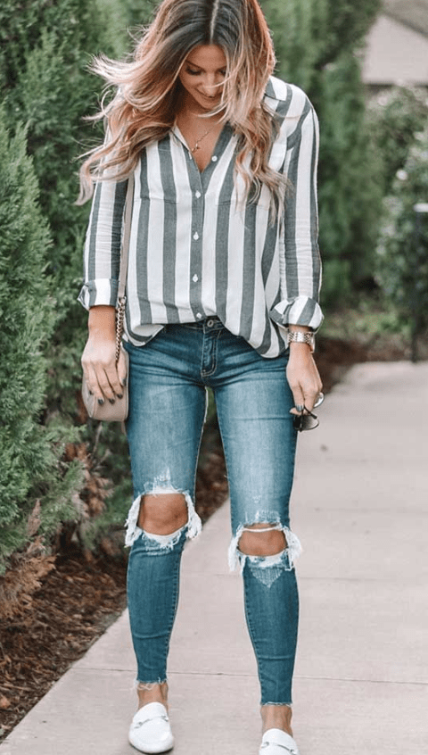 20 Casual Spring Outfits Women You'll Copy This Season