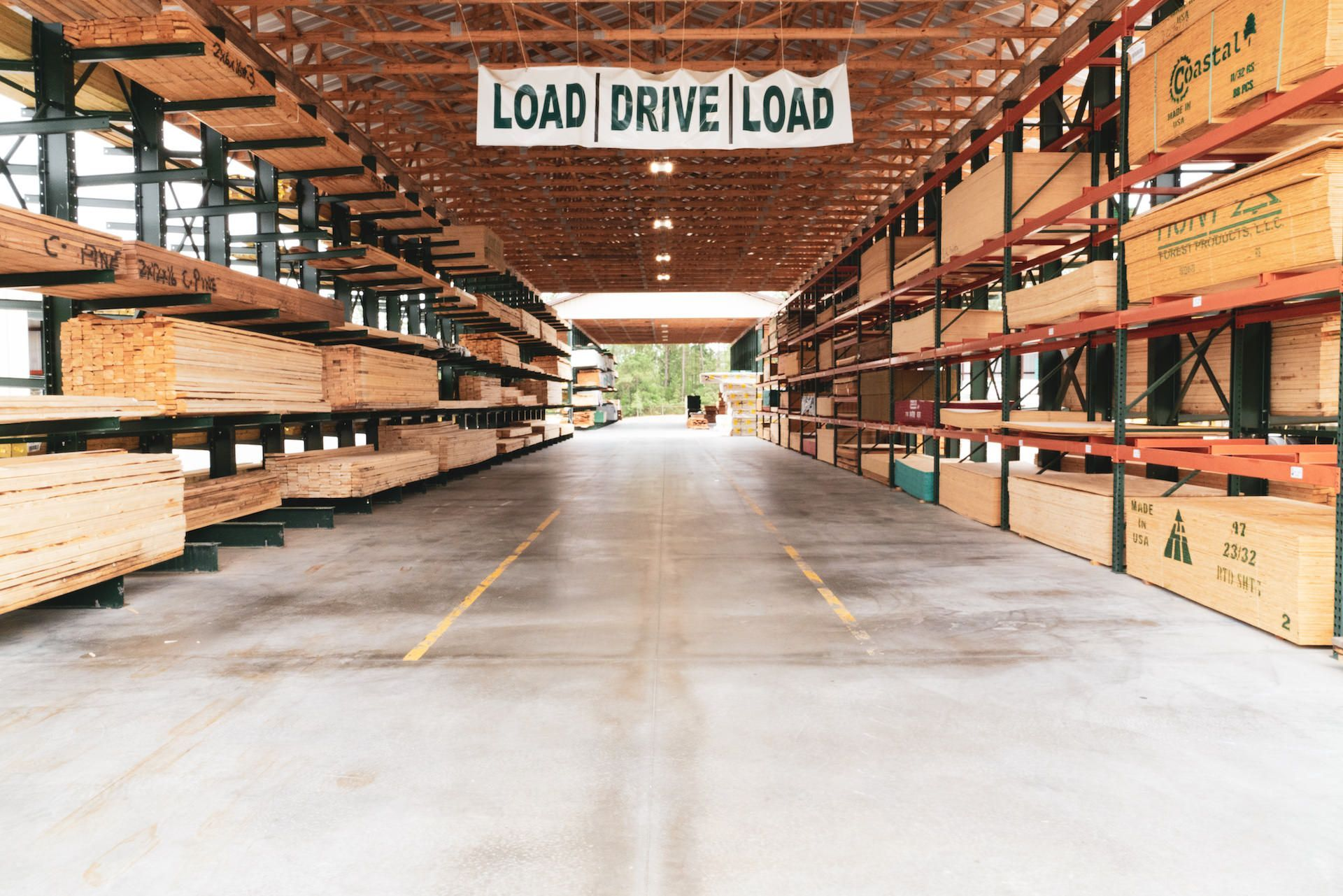 Have You Experienced Our Drive Through Lumber Yard Yet If You Need Wood For Your Next Project Why Struggle Lugging It Around A Store When Lumber Yard Valley
