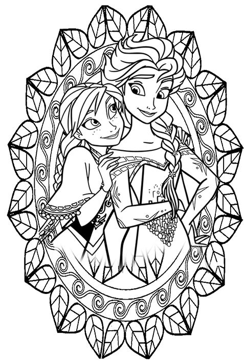 Disney Frozen 2 Coloring Book Set With Over 100 Stickers Bundle Includes 2 Frozen Coloring Books Coloring Books Frozen Coloring Frozen Coloring Pages