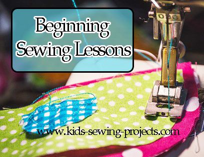 Pre beginner sewing - Level 2
