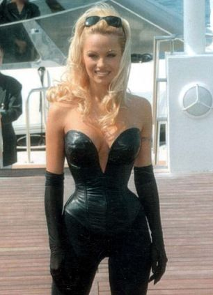 Pamela Anderson Barb Wire | CATSUITS | Saturday night live
