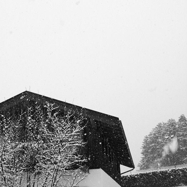 Lo #chalet nocciolo sotto la #neve in @val_di_non @visittrentino by Pineta Hotels