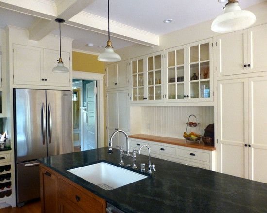 Traditional Kitchen Models With Craftsman Detailing  Gorgeous Amazing Kitchen Models Review