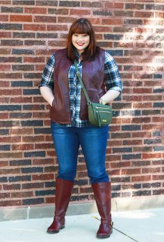 A Shoppable Inspiration Guide to PlusSize Fall Fashion is part of Clothes Fall Plus Size - Layering for all