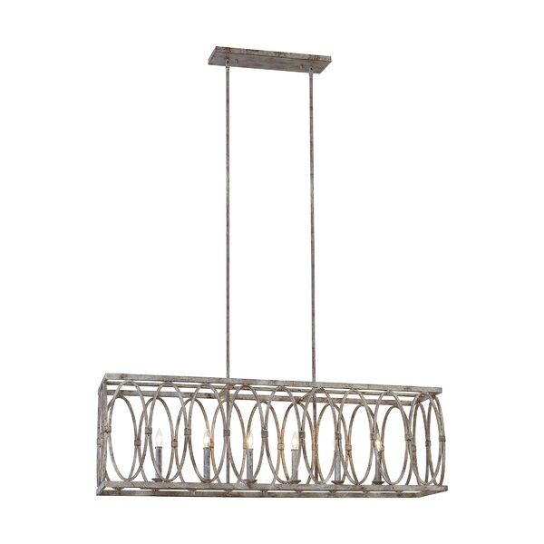 Photo of Cavana 6 – Light Kitchen Island Linear Pendant