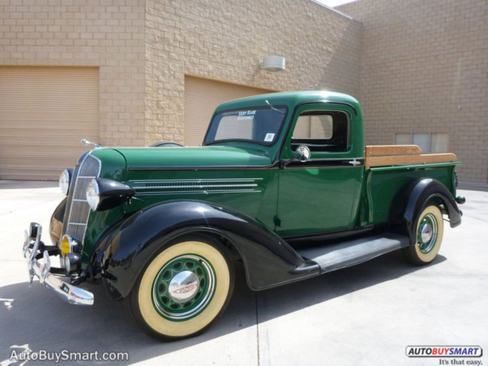 1936 Dodge Pickup 1/2 Ton Short Box | Dodge pickup, Motor car and Box
