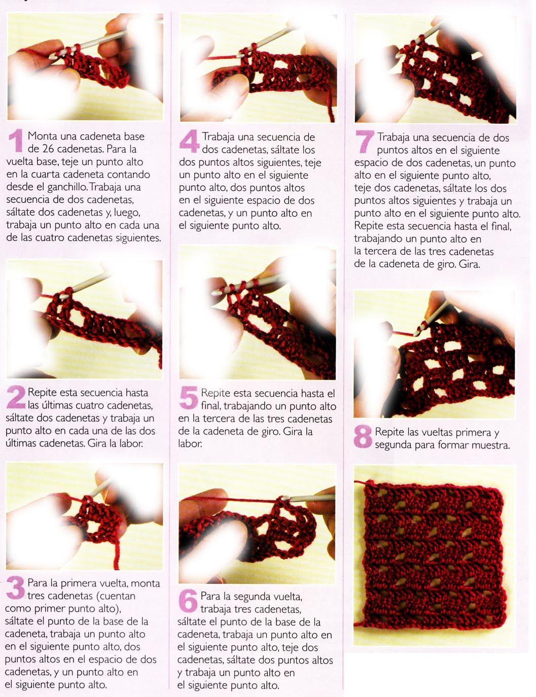 Cuadro crochet najma amigurumisnajma.wordpress.com | Habitación de ...
