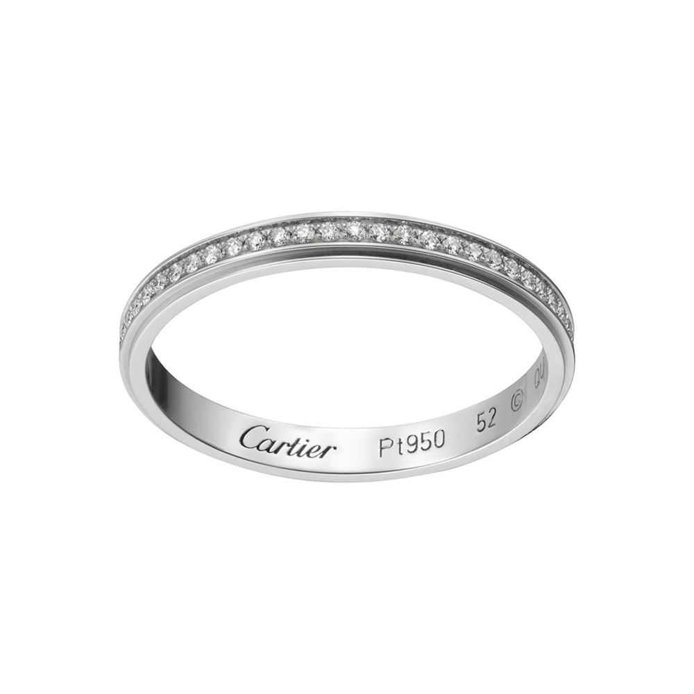platinum wedding bands for women with diamonds