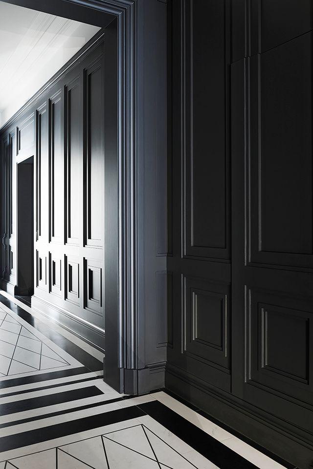 Un appartement classique à Londres Londres, Appartements et Classique