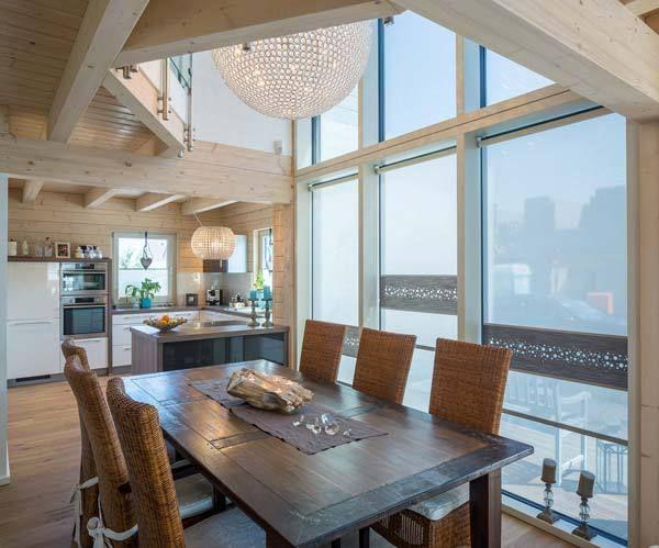Stommel Haus stommel haus esszimmer dachkonstruktion jpg 600 499 len