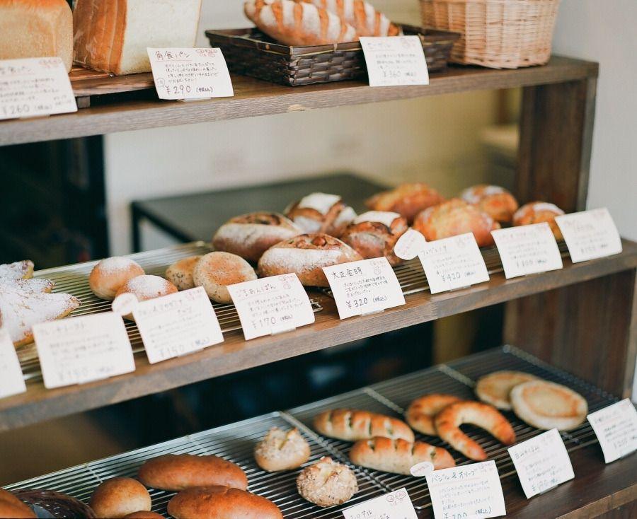 Silentpea Bakery Hachiichi 3 By Kiyoshimachine Bakery Store Bakery Cafe Pastry Shop
