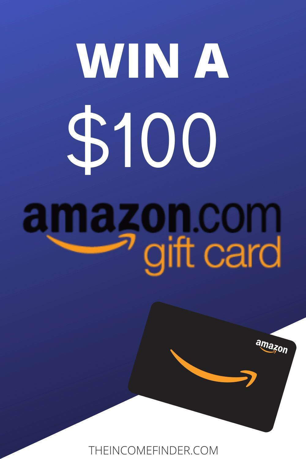 100 Gift Card Giveaway Enter To Win A 100 Amazon Gift Card Gift Card Amazon Gift Cards Amazon Gifts
