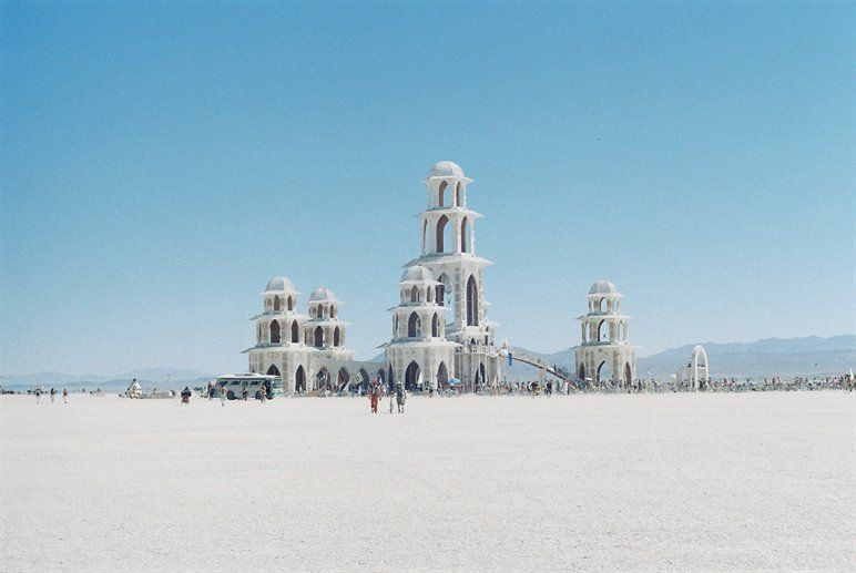 Burning Man: Desert Party - NOWNESS