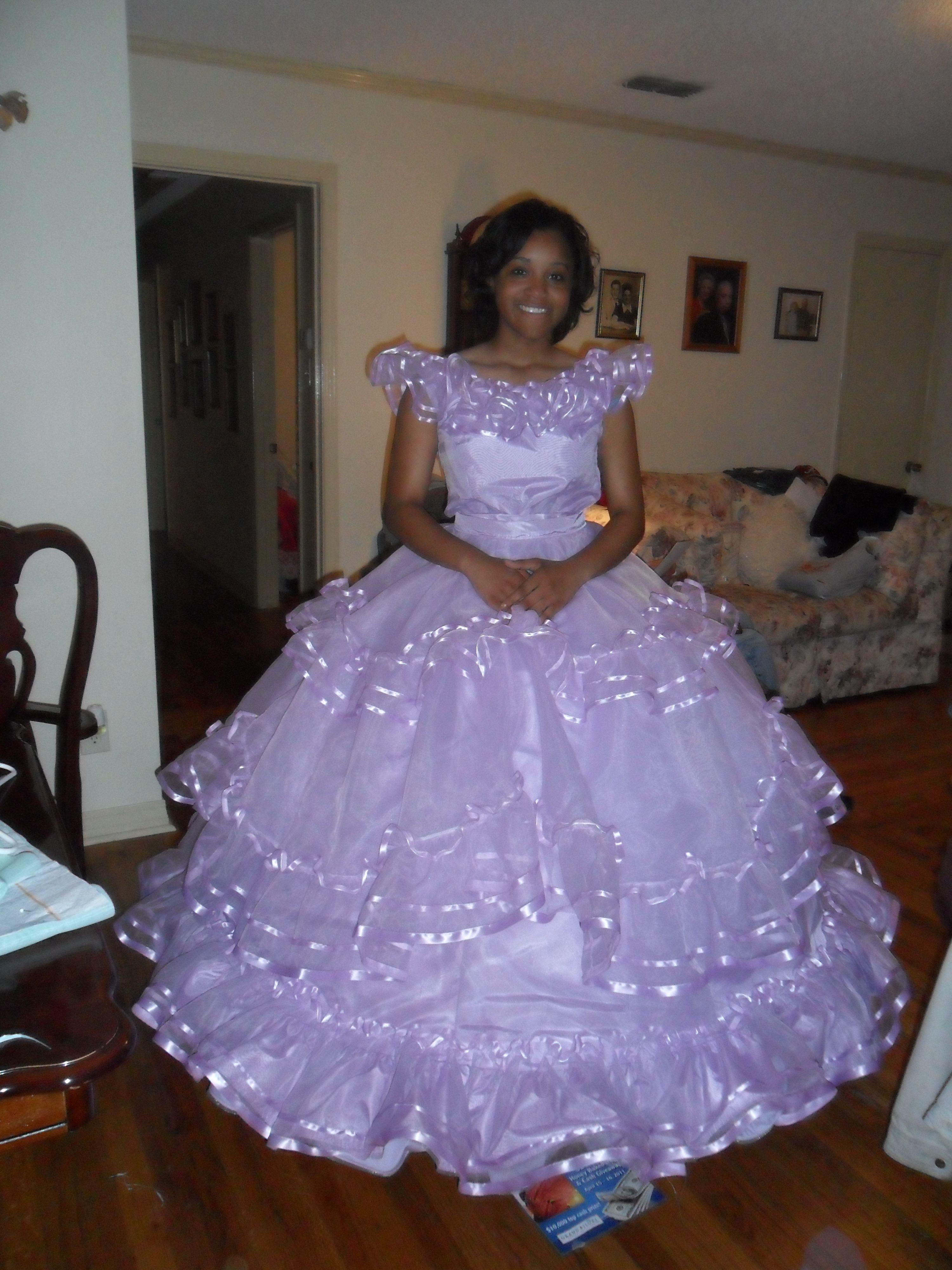 Azalea Trail dress in progress Dresses, Poofy skirt