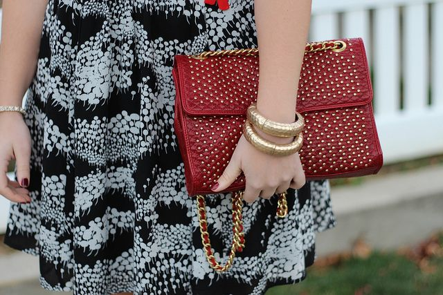 Living After Midnite: Holiday Dressing with Mixed Prints