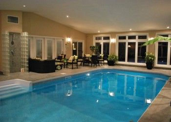 Indoor swimming pool guide grotto pinterest indoor for Indoor pool design guide