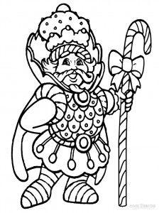 gloppy candyland coloring pages candy land pinterest candyland rh pinterest com