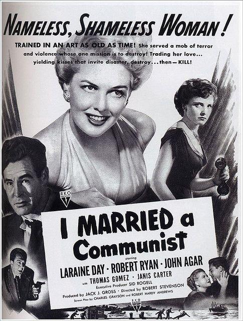 Outlandish Vintage Anti-Communist Ads By The US Govt 4