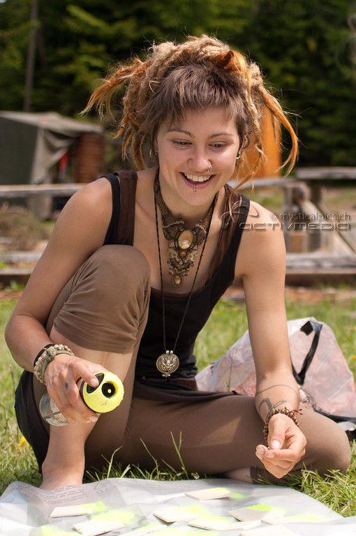 nackte haarige hippies