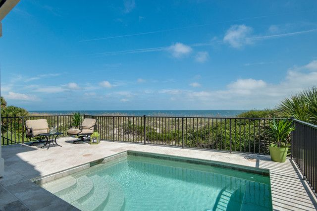 HHI beachfront pool home for sale...yes sir!