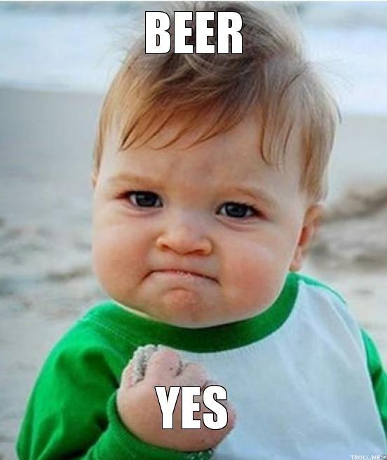 Viralspots Best Beer Memes Ever Funny Baby Pictures Funny Babies Baby Pictures