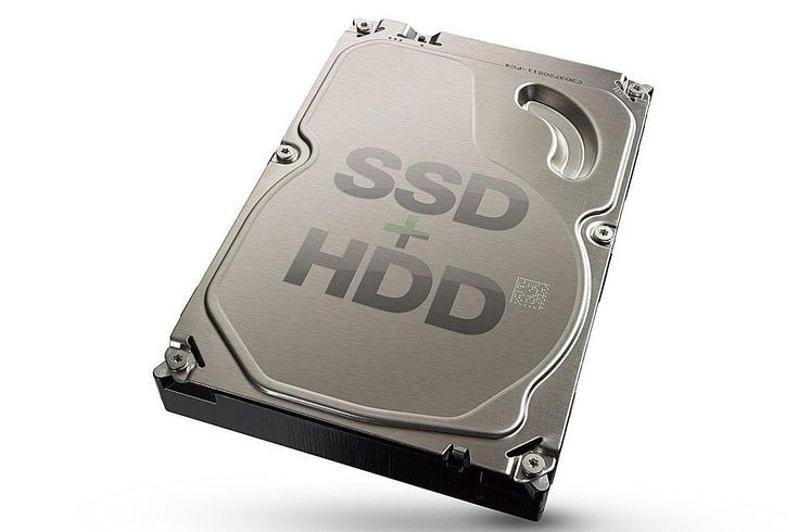 Getting the Performance of an SSD with the Capacity of a Hard Drive