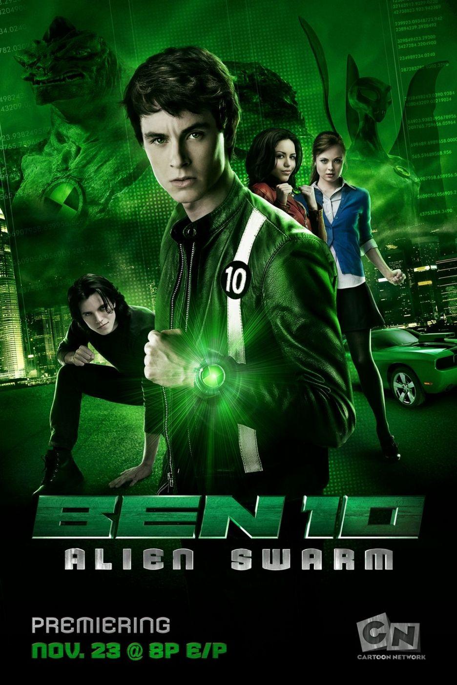 Ben 10 Alien Swarm Ben 10 Ben 10 Alien Force Full Movies