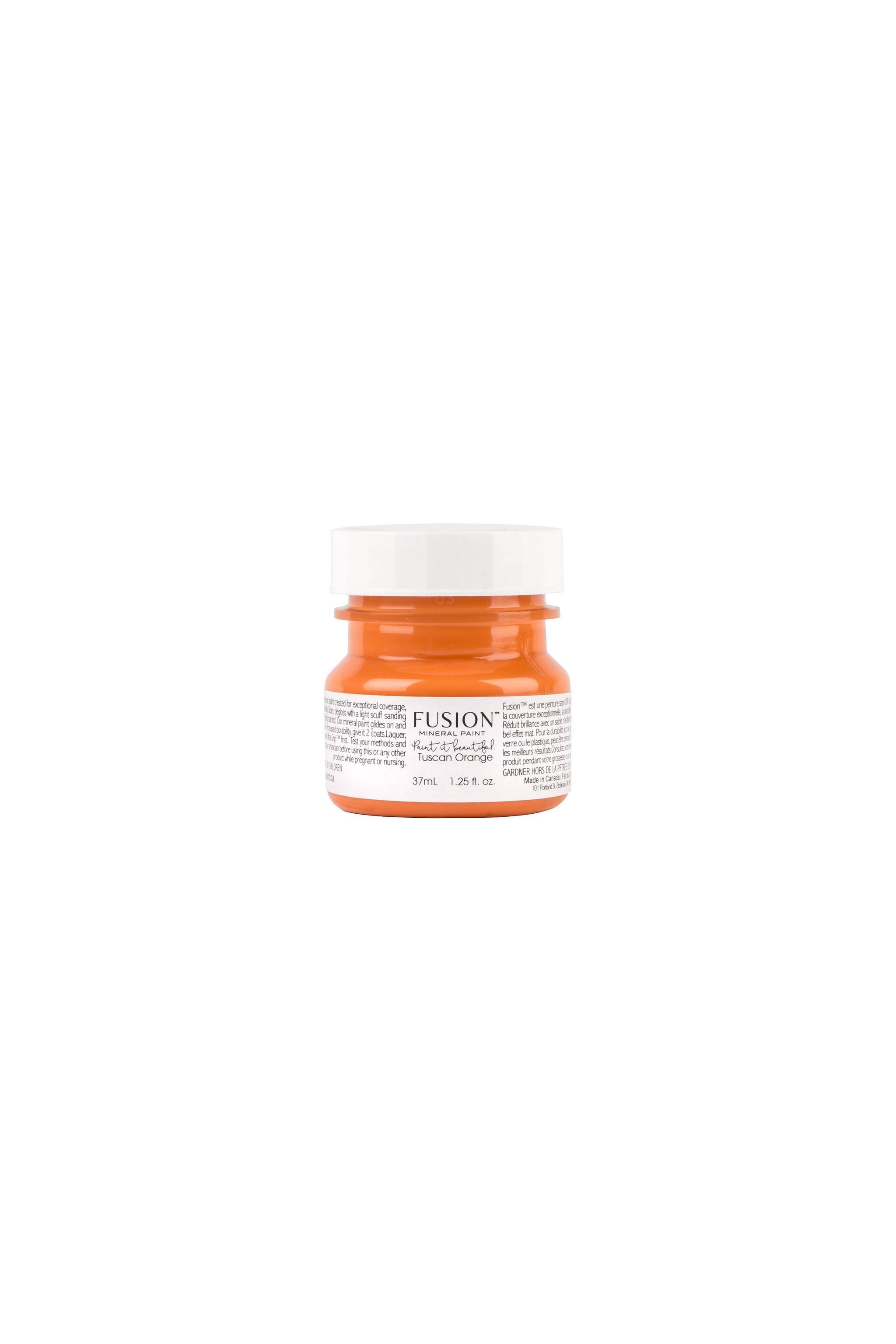 Photo of Tuscan Orange Fusion Mineral Paint – Tester
