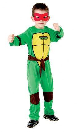 Deguisement tortue ninja raphael enfant costume dessin anim s pinterest deguisement - Dessin anime tortues ninja ...