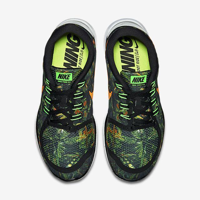 Nike Free 5.0 Solstice Women's Running Shoe.