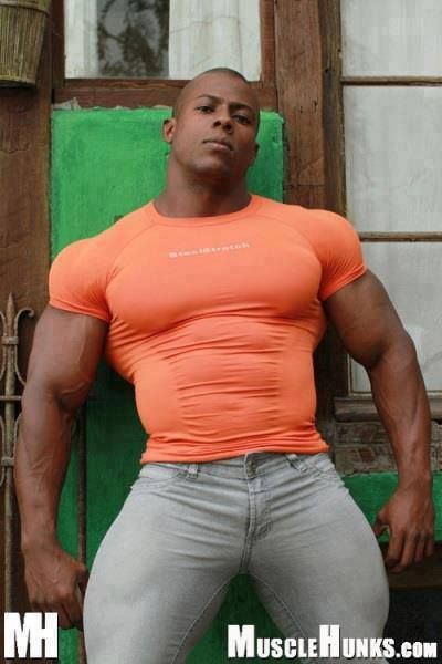 Black Muscle Boys